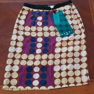 Marni@h&m skirt